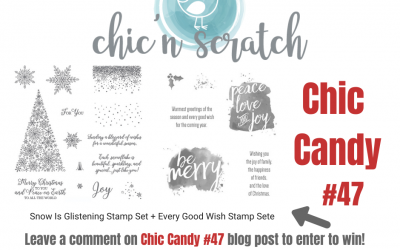 Chic Candy 47 + Facebook Live