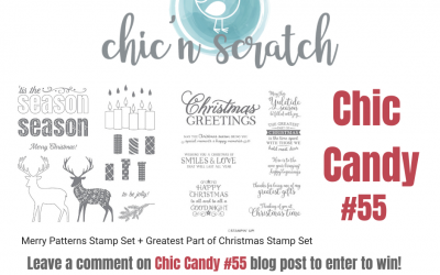 Chic Candy 55