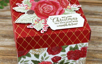 Christmas Rose Box