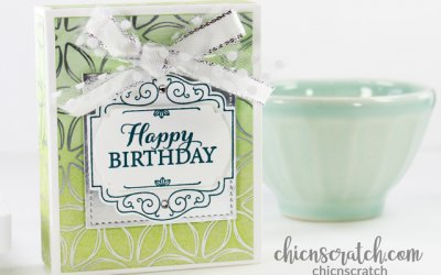 Layered with Kindness Birthday Box