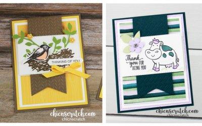 Two Fun Fold Cards