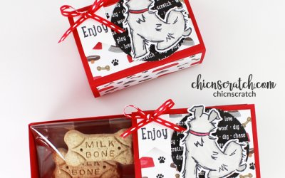 Pampered Pets Matchbox