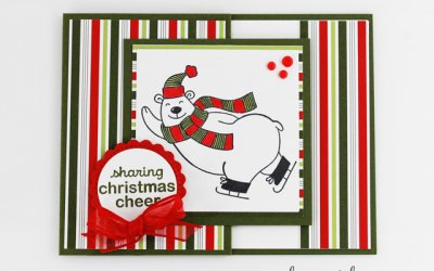 Fun Fold Gift Card Holder